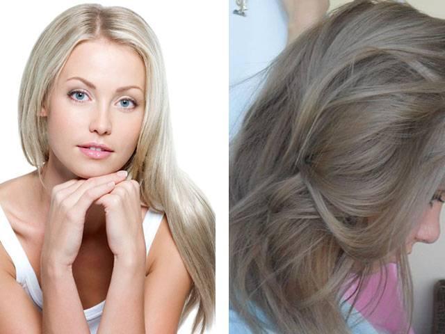 Пепельно-черный цвет волос. фото до и после окрашивания, кому идёт, техники