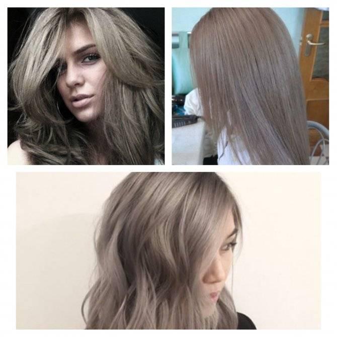 Пепельно-русая краска для волос: 10 модных оттенков 2020 (фото)