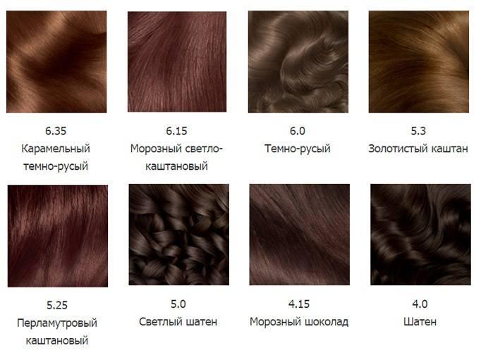 Каштановый цвет волос: кому подходит, а кому нет (40 фото)