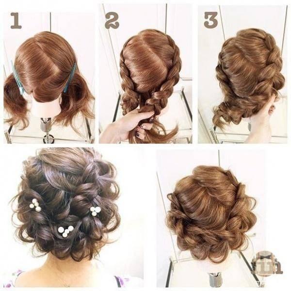 Прически на длинные волосы своими руками: легкие, быстрые, простые и сложные прически актуальные в этом сезоне
