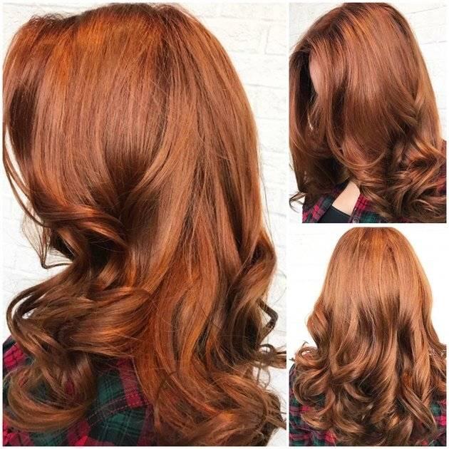 Каштановый цвет волос: кому идет и как получить?