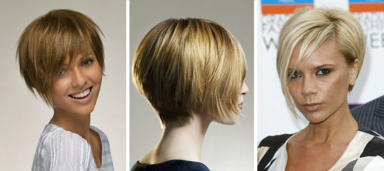 Стрижки для круглого лица: 37 фото идей на короткие, средние и длинные волосы