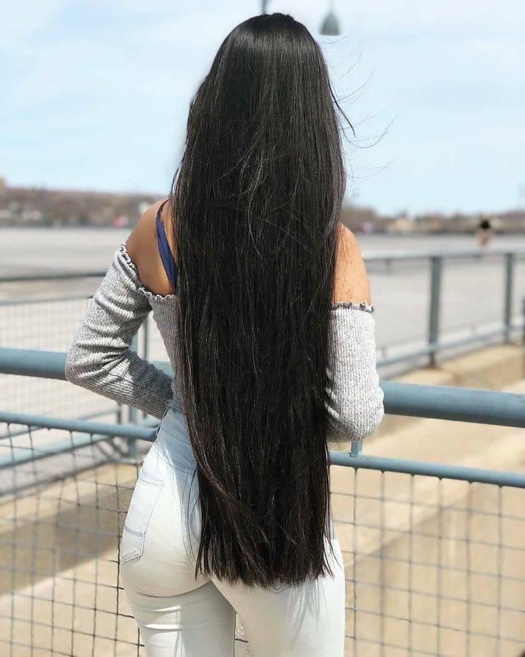 Как сделать красивые фото на аву девушке-брюнетке с длинными волосами. фото, идеи