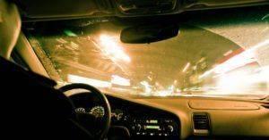 Вождение в ночное время
