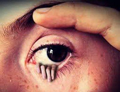 Глазной массаж