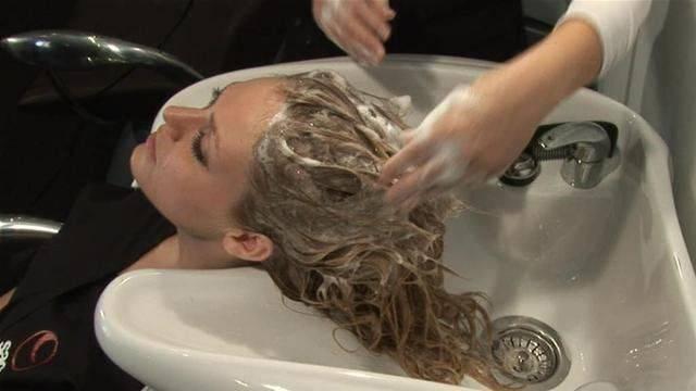 Безопасное мытье волос