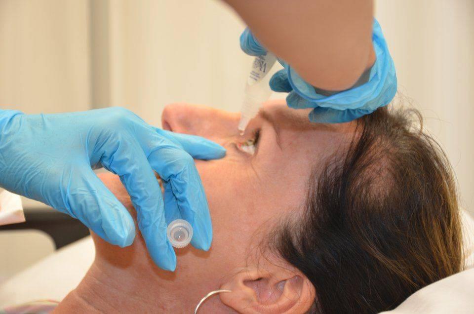 Глазные капли для лечения