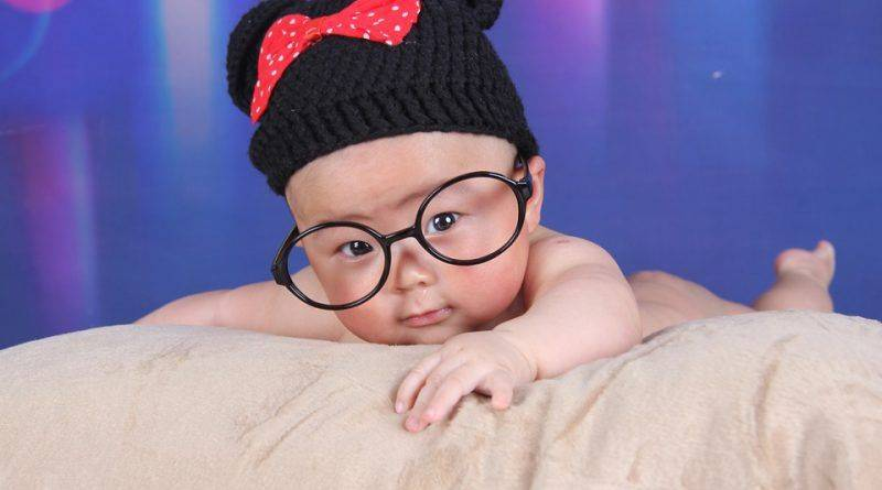 Гиперметропия у малыша