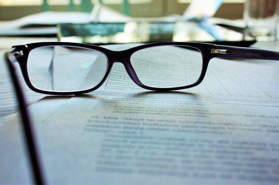 Очки, как средство коррекции