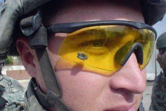 Очки для защиты