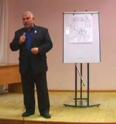 Профессор Жданов