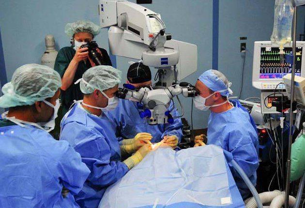 Близорукость и операция