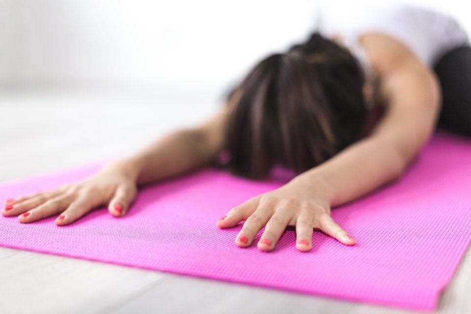 Йога рекомендована для здоровья глаз