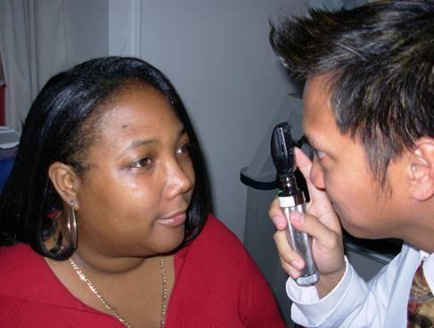 Офтальмоскопия: как проводится
