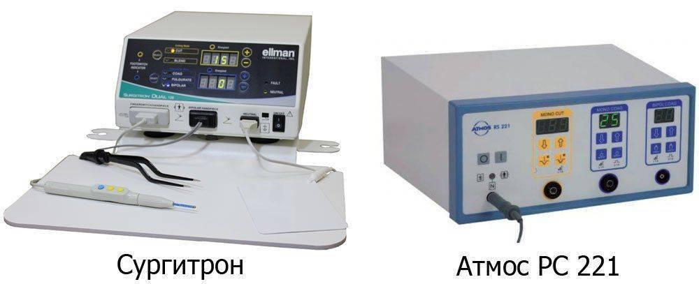 Радиоволновые аппараты