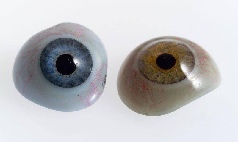 Искусственные глаза