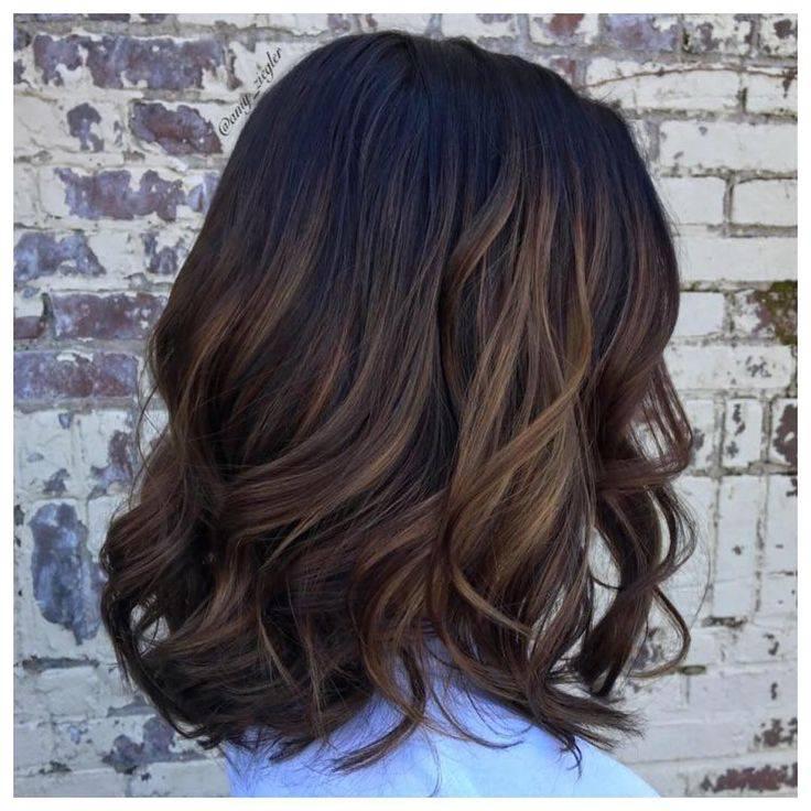 Модное окрашивание волос 2020-2021 года: фото, модные цвета окрашивания волос