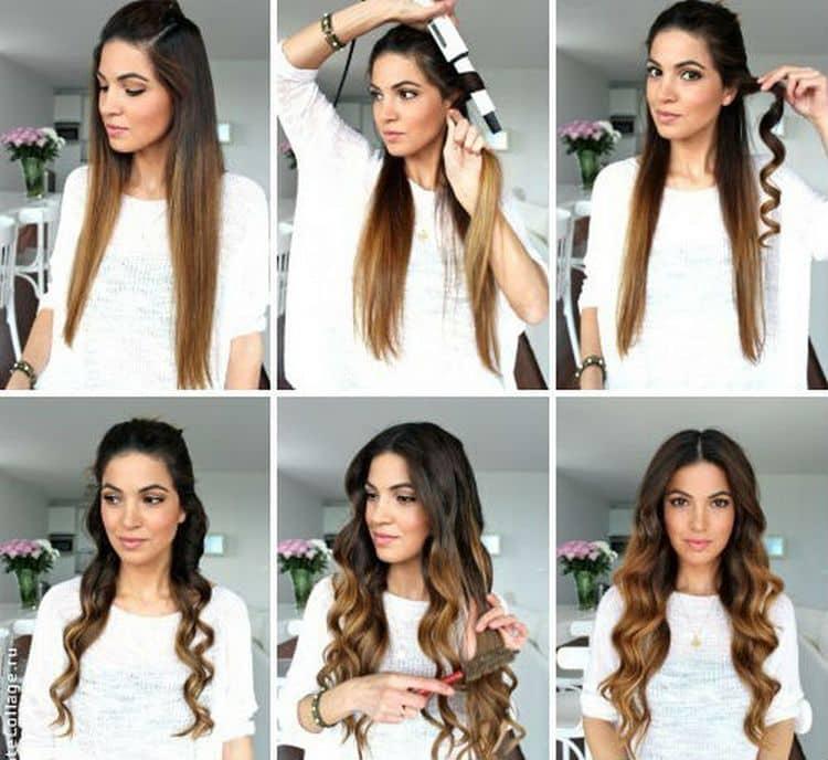 Красивые прически для девочки на длинные волосы
