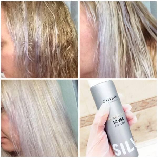 Тонирование волос после осветления: как затонировать краской (фото)