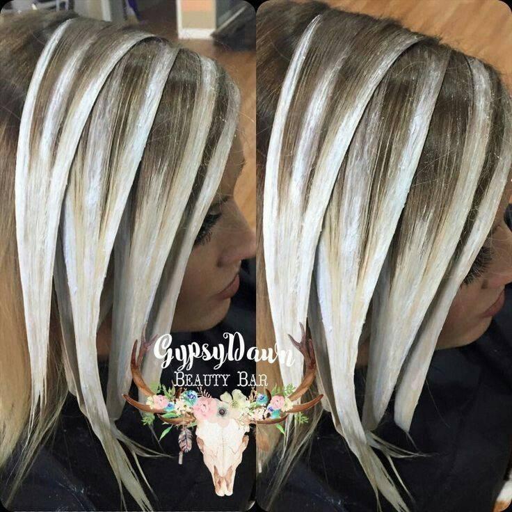 Как сделать балаяж на светлые волосы с видео и фото