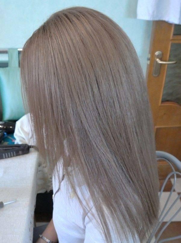 Тёмно-русый цвет волос: палитра и рейтинг лучших красок