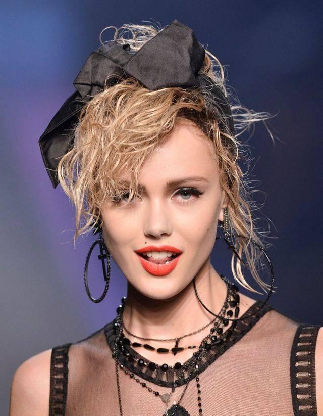 Прически в стиле 20-х годов на короткие, средние, длинные волосы   женский журнал читать онлайн: стильные стрижки, новинки в мире моды, советы по уходу