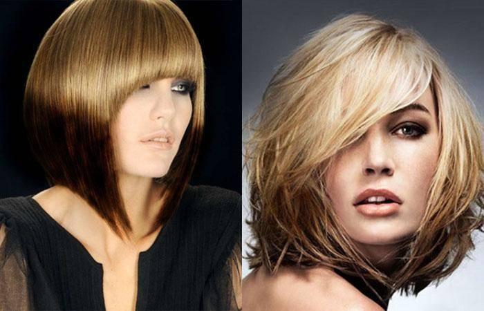 Двойное окрашивание на средние и короткие волосы в домашних условиях