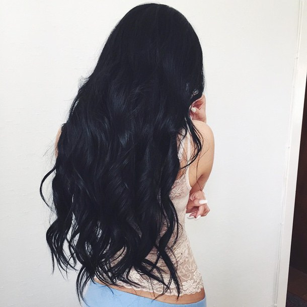 Фото на аву для девушек со спины (брюнетки и блондинки)