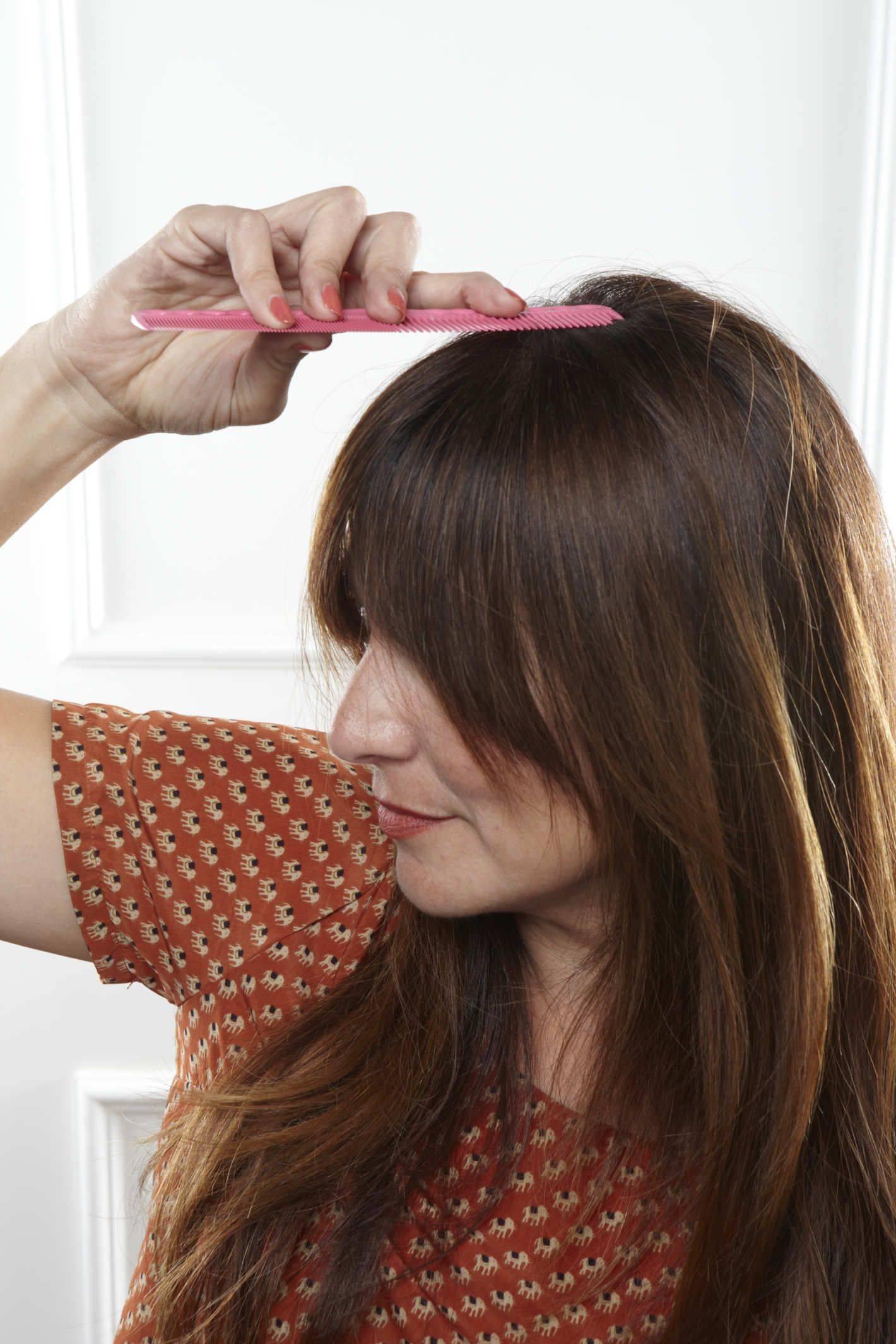 Стрижка лесенка на средние волосы: техника и особенности выполнения