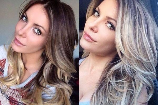 Калифорнийское щадящее мелирование — что это, как выглядит на волосах: фото, видео. нюансы покраски темных, светлых локонов. техника окрашивания в домашних условиях.