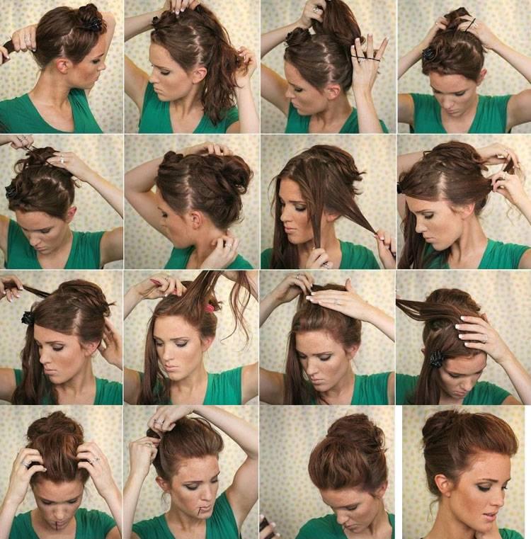 Как сделать укладку — секреты и хитрости от стилистов. инструменты и средства для укладки волос. 85 фото лучших укладок на короткие, средние и длинные волосы
