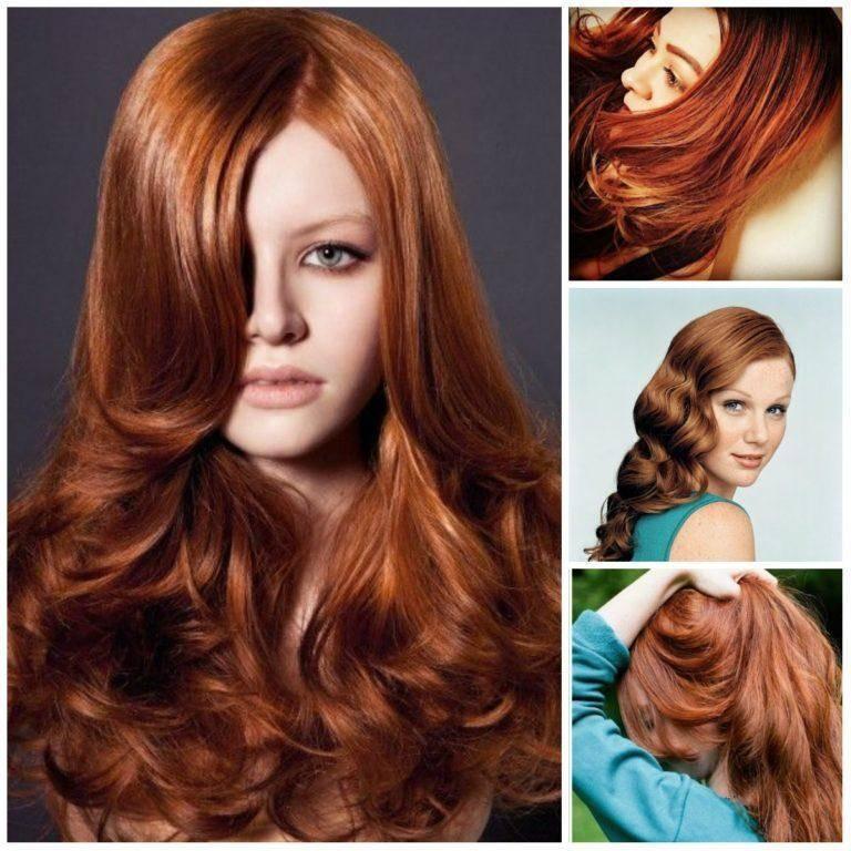 Цвет волос махагон: варианты оттенков, кому подходит, фото