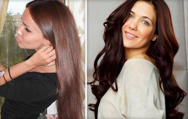 Краска для волос шоколад: шоколадные оттенки красок (фото)