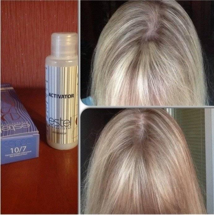 Чем и как затонировать волосы после осветления?