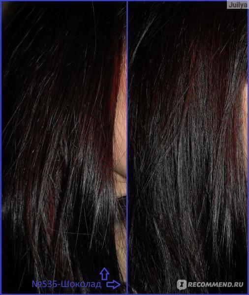 Цвет волос – шоколад: оттенки шоколадной краски