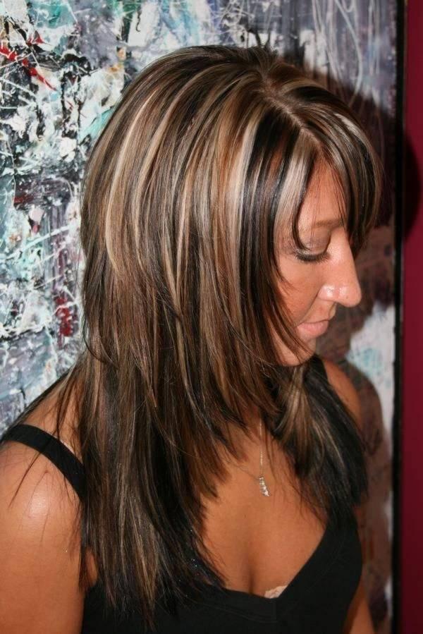 Мелирование волос: модные цвета фото 2020