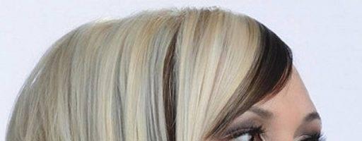 Волосы сверху темные снизу светлые: все о двойном окрашивании