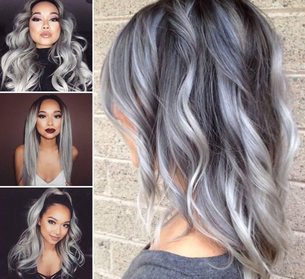 Техника окрашивания волос балаяж популярные методы с фото