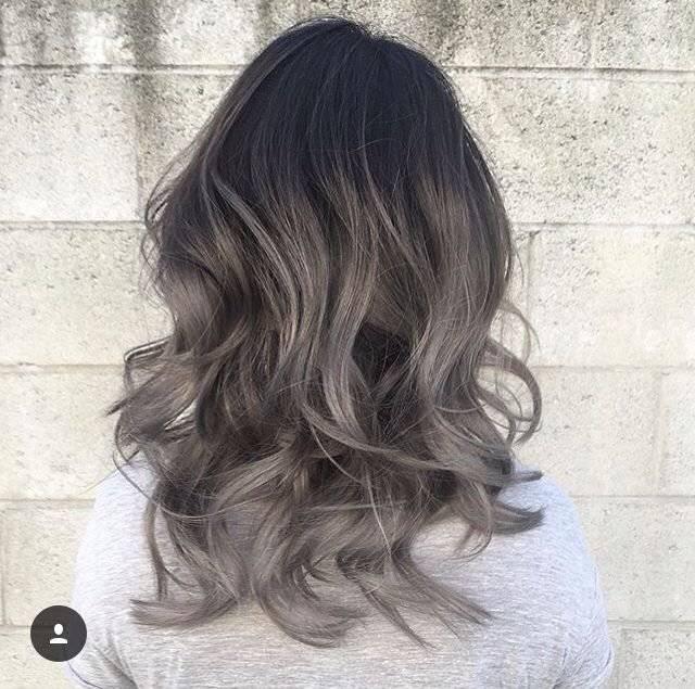Натуральный, только лучше: балаяж на русые волосы