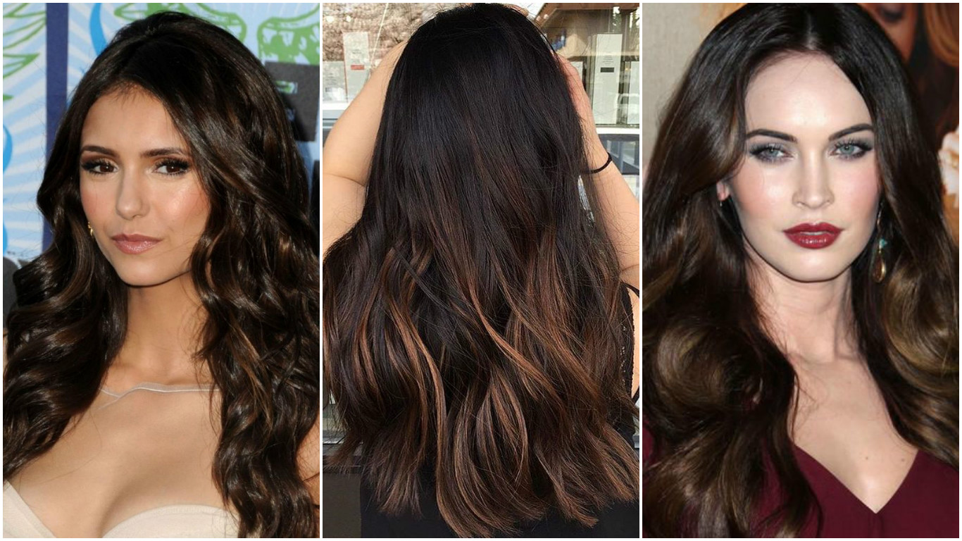 Волосы шоколадного цвета: самые модные оттенки, темно и светло шоколадные, каштановые, хной, пепельные, рыжие, русые, карамельные, с мелированием. отзывы + топ-6 красок для волос с описанием + 100 фото
