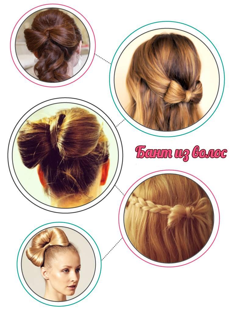 15 простых и красивых причёсок для девочек