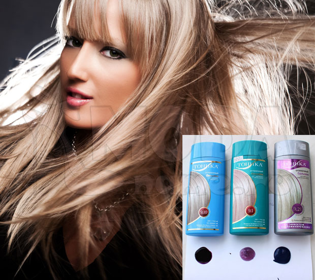 Эффектное тонирование волос эстель после мелирования: фото до и после