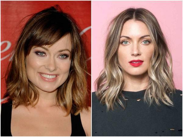 Двухцветные волосы: как называется покраска и мелирование пополам
