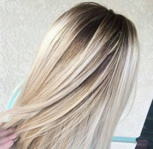 Частое мелирование на темные волосы с тонированием, пепельным оттенком. кому идёт, техника, фото
