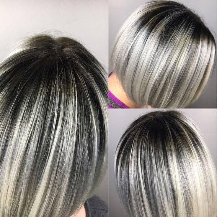 Мелирование на русых волосах: 7 трендовых техник