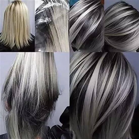 Мелирование на русые волосы - модные тенденции и фото