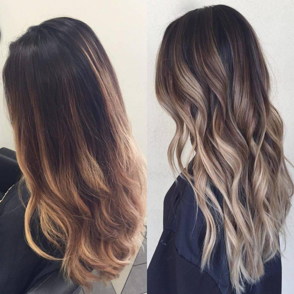 Окрашивание волос 2019: модные тенденции на средние волосы (фото, новинки)