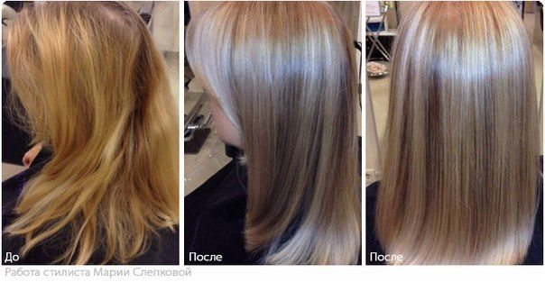 Как выйти из черного цвета волос?