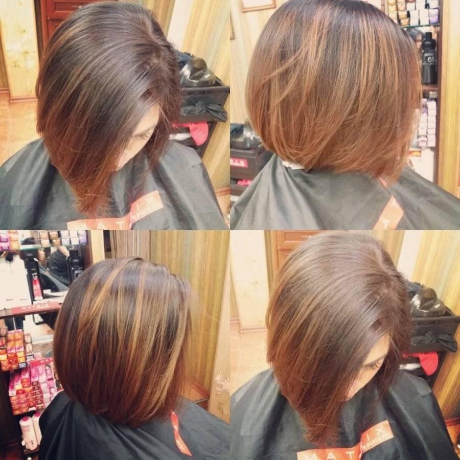 Техника окрашивания волос шатуш 120 фото
