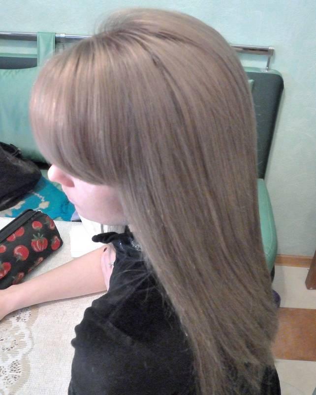 Краска для волос холодный русый. палитра оттенков, как покрасить волосы в средне, темно, светло-русый, пепельный цвет. фото до и после окрашивания. отзывы